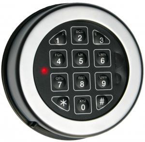 Eingabeeinheit Alpha - Lock4safe