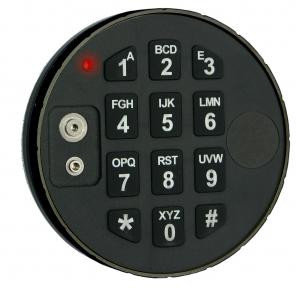 Drehbare Eingabeeingeit Delta - Lock4Safe